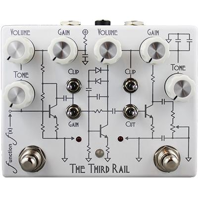 FUNCTION FX Third Rail Pedals and FX Function FX