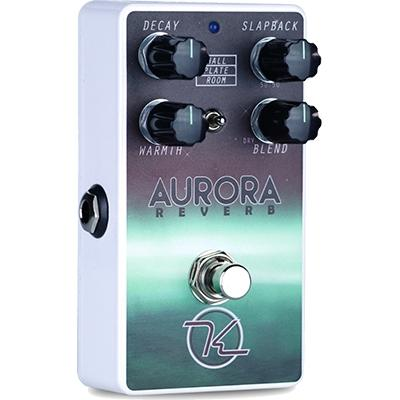KEELEY Aurora Reverb Pedals and FX Keeley Electronics