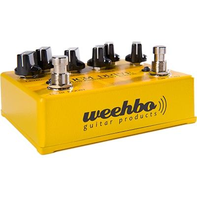 WEEHBO JCM Drive Ltd Anniversary Edition Pedals and FX Weehbo