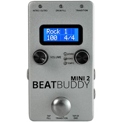 BEAT BUDDY Beatbuddy Mini Pedals and FX Beat Buddy