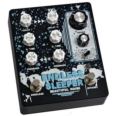 BEAUTIFUL NOISE EFFECTS Endless Sleeper Pedals and FX Beautiful Noise Effects