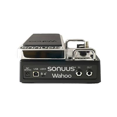 SONUUS Wahoo Analogue Dual-Filter Pedals and FX Sonuus