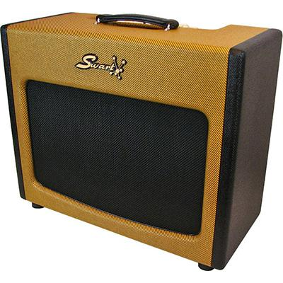 SWART AMPS AST Master Combo - Alnico Cream Amplifiers Swart Amps