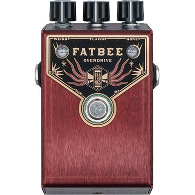 BEETRONICS FATBEE Overdrive Pedals and FX Beetronics