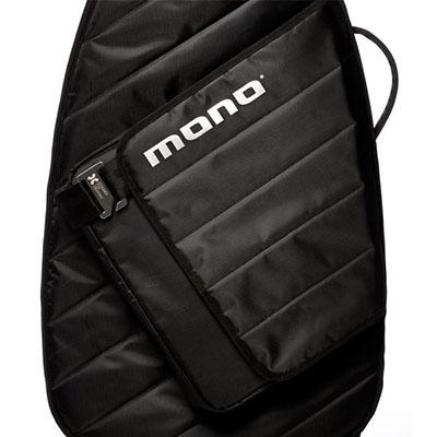 MONO M80 Electric Guitar Sleeve Case Black (In-Store Only) Accessories Mono Cases