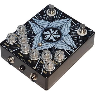 BLACK ARTS TONEWORKS Raw Heart Overdrive Pedals and FX Black Art Toneworks