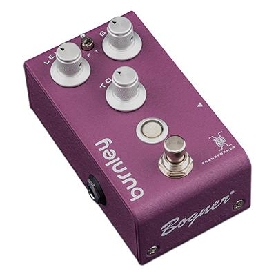 BOGNER PEDALS Burnley V2 Pedals and FX Bogner