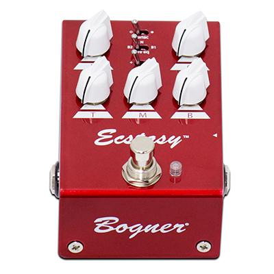 look for top quality another chance BOGNER PEDALS Ecstasy Red Mini