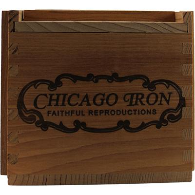 CHICAGO IRON Octavian Pedals and FX Chicago Iron