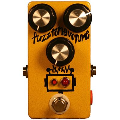 HUNGRY ROBOT PEDALS The Hungry Robot - [fz] Pedals and FX Hungry Robot Pedals