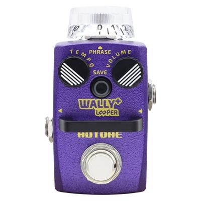 HOTONE Wally Plus Looper Pedals and FX Hotone