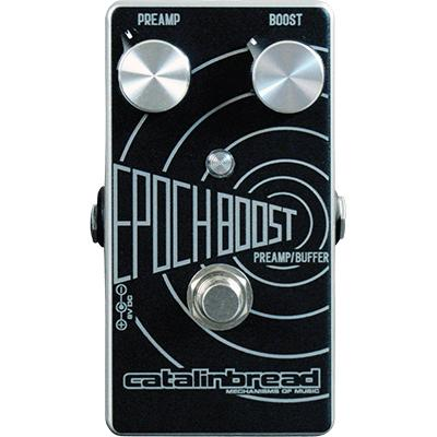 CATALINBREAD Epoch Boost Pedals and FX Catalinbread
