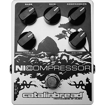 CATALINBREAD NICOMPRESSOR - White Soft Pearl