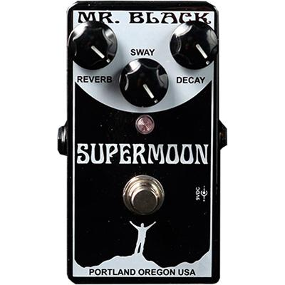 MR BLACK Supermoon Pedals and FX Mr Black