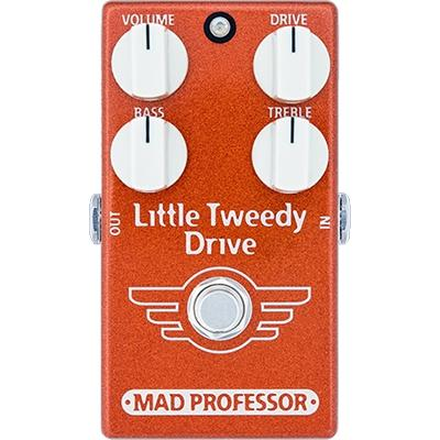 MAD PROFESSOR Little Tweedy Drive Pedals and FX Mad Professor