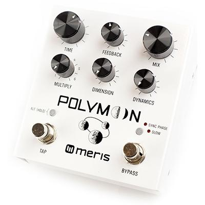 MERIS Polymoon Pedal Pedals and FX Meris