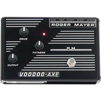ROGER MAYER Voodoo Axe Pedals and FX Roger Mayer