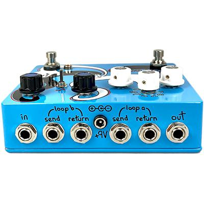 CHAMPION LECCY ELECTRONICS The Kilter - Blue Pedals and FX Champion Leccy Electronics