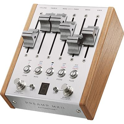 CHASE BLISS AUDIO AUTOMATONE: Preamp mkII