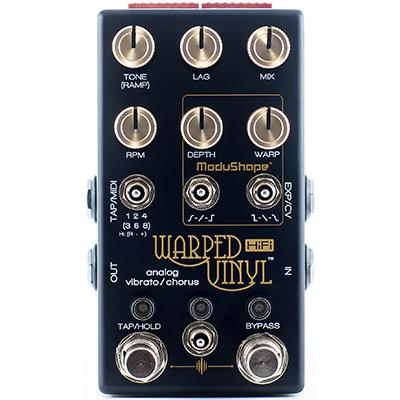 CHASE BLISS AUDIO Warped Vinyl HiFi Pedals and FX Chase Bliss Audio