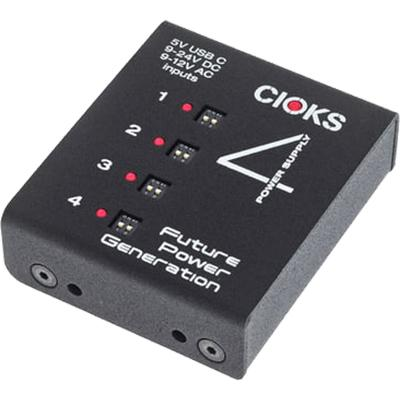 CIOKS 4 Power Supply Expander Pedals and FX Cioks
