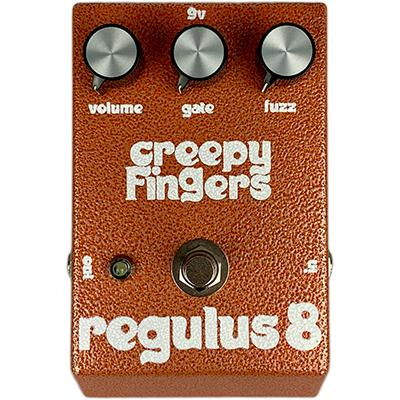 CREEPY FINGERS Regulus 8 Pedals and FX Creepy Fingers