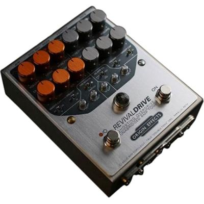 ORIGIN EFFECTS Revival Drive Custom Pedals and FX Origin Effects