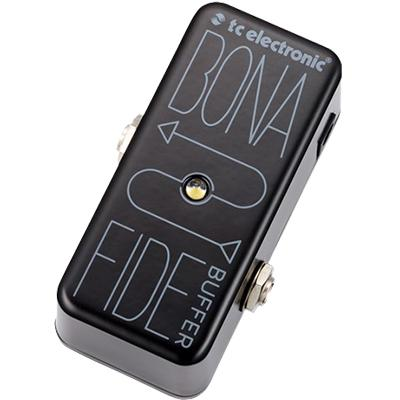 TC ELECTRONIC BonaFide Buffer Pedals and FX TC Electronic