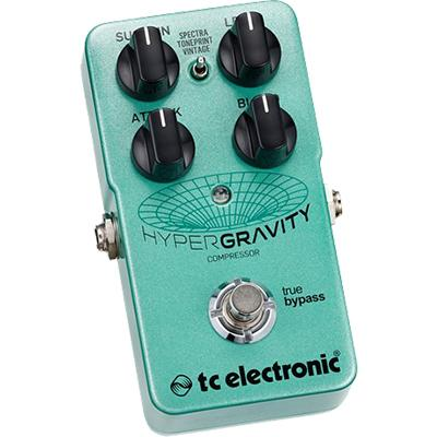TC ELECTRONIC Hyper Gravity Compressor