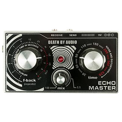 DEATH BY AUDIO Echo Master Pedals and FX Death By Audio