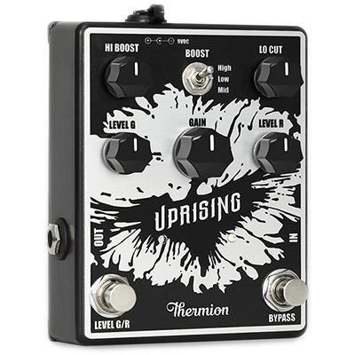 THERMION Uprising Pedals and FX Thermion