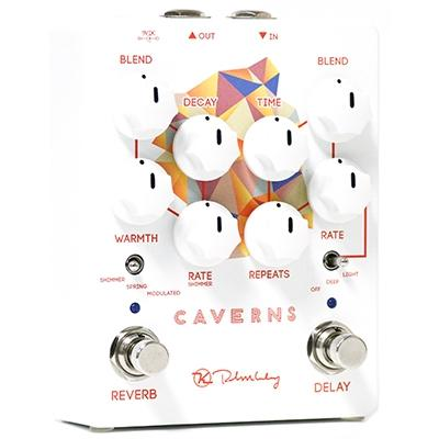 KEELEY Caverns V2 Pedals and FX Keeley Electronics