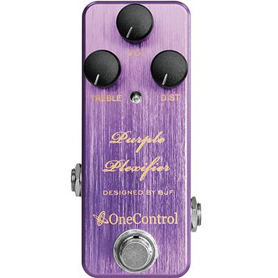 ONE CONTROL Purple Plexifier Pedals and FX One Control