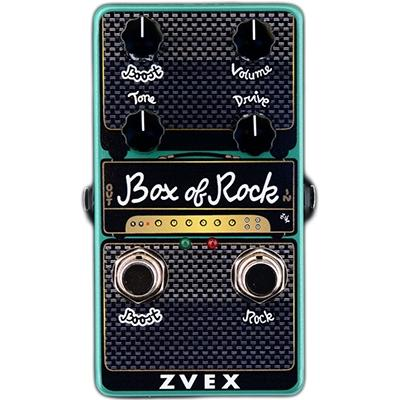 ZVEX Vertical Vexter Box of Rock Pedals and FX ZVEX