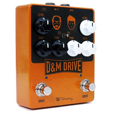KEELEY D&M Drive Pedals and FX Keeley Electronics