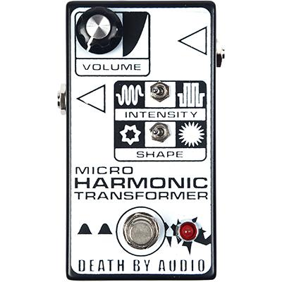 DEATH BY AUDIO Micro Harmonic Transformer Pedals and FX Death By Audio
