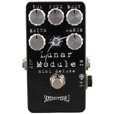 SKREDDY PEDALS Lunar Module Dlx Mini Pedals and FX Skreddy Pedals