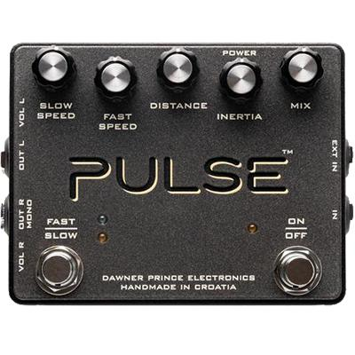 DAWNER PRINCE EFFECTS Pulse Pedals and FX Dawner Prince