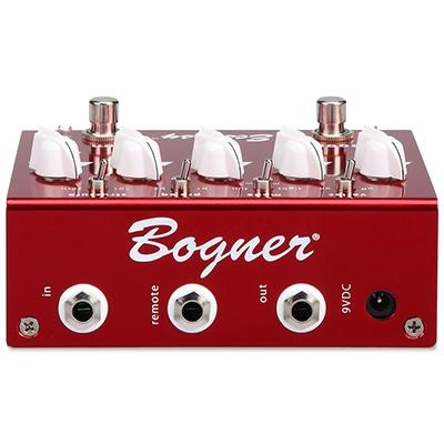 BOGNER PEDALS Ecstasy Red Pedals and FX Bogner