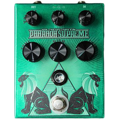 BLACK ARTS TONEWORKS Pharaoh Supreme Pedals and FX Black Art Toneworks