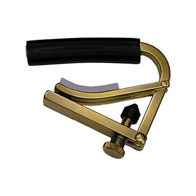 SHUBB C1B Steel-String Capo (Brass) Accessories Shubb