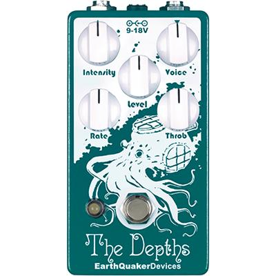 EARTHQUAKER DEVICES The Depths Pedals and FX Earthquaker Devices