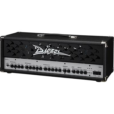 DIEZEL Herbert Head Amplifiers Diezel Amplifiers