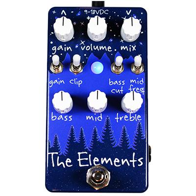 DR. SCIENTIST The Elements Pedals and FX Dr. Scientist