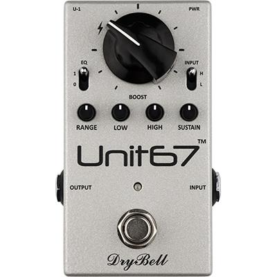 DRYBELL Unit67 Pedals and FX DryBell