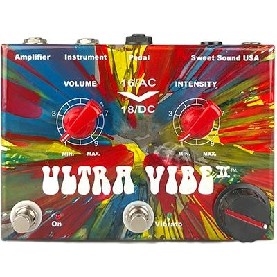 SWEET SOUND Ultra Vibe 16/18 - Swirl Pedals and FX Sweet Sound Electronics