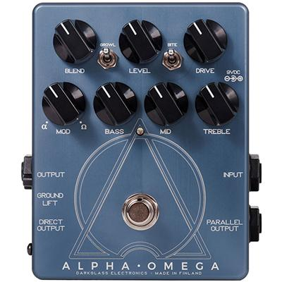DARKGLASS ELECTRONICS Alpha Omega Pedals and FX Darkglass Electronics