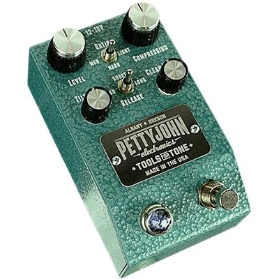 PETTY JOHN ELECTRONICS Crush Pedals and FX Petty John Electronics