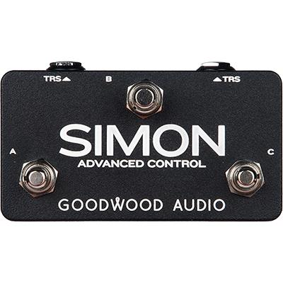 GOODWOOD AUDIO Simon Pedals and FX Goodwood Audio