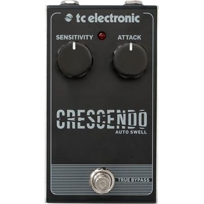 TC ELECTRONIC Crescendo Auto Swell Pedals and FX TC Electronic